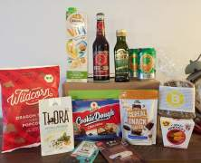 Die -Bunter Herbst- Degustabox im September