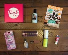 Die Pink Box im Oktober- #GRWM