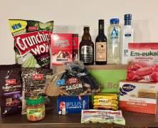 Die Degusta Box im November