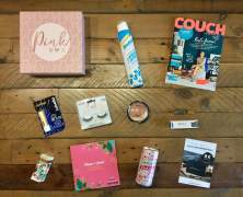 "Die Pink Box im Dezember ""Party, Party, Party!"""