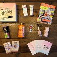 """Die Pink Box im März """"Hello Spring"""""""