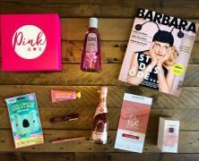 "Die Pink Box im April ""Achter Geburtstag"""