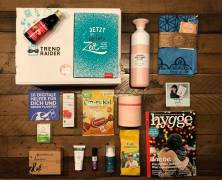 "Die November TrendRaider Box ""Find your Balance"""