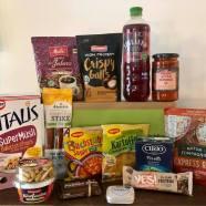 Die Degusta Box im Januar