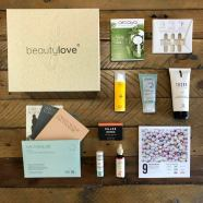 """Die beautylove – The Natural Box """"Graceful Leaf"""""""