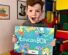 Die toucanBox – die Bastelbox für Kinder