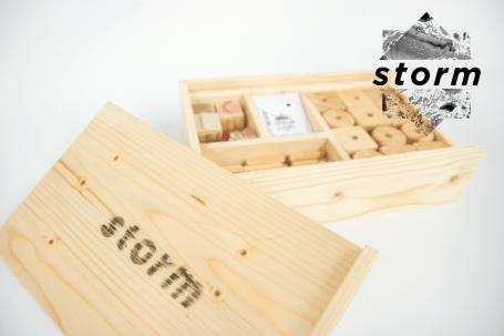Storm - Generación de concepto y prototipo inicial de interacción