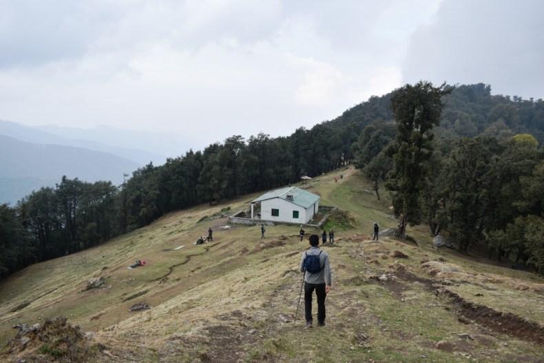 Nag Tibba Hut