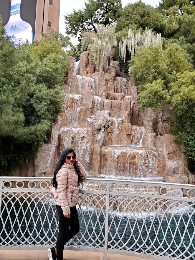 Wynn Fountain, Las Vegas