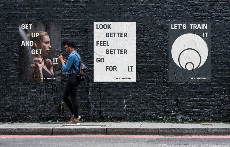 Diferente_TheStrengthCo_Street_Posters