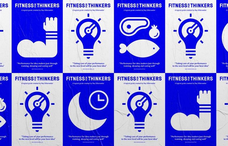 Diferente_FitnessForThinkers_PosterSet_Street