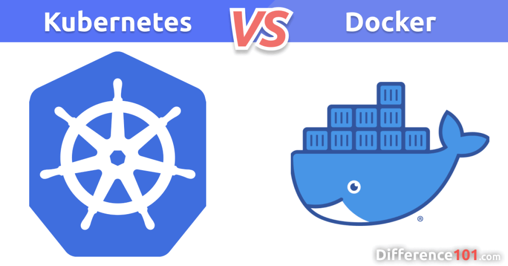 Kubernetes vs. Docker: What is The Difference Between Kubernetes and Docker?