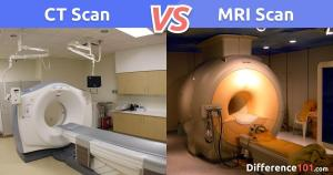 CT Scan vs. MRI: What's The Difference?