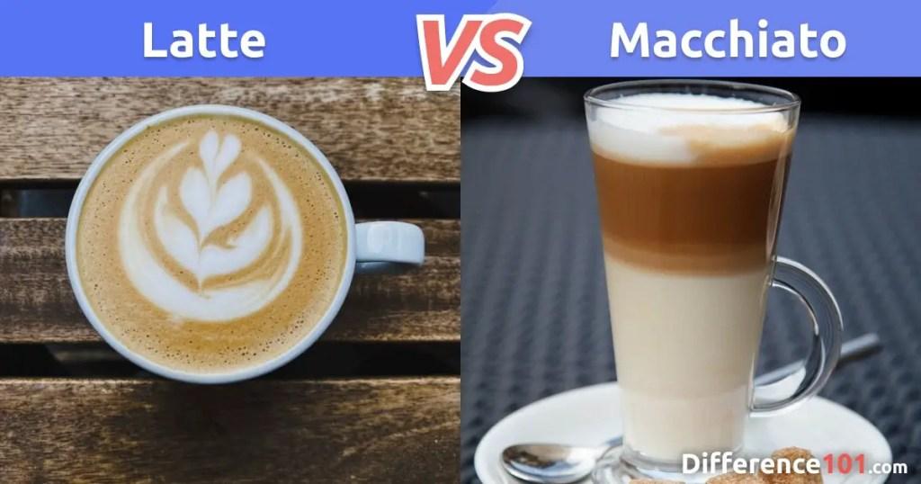 Latte vs. Macchiato: Top 11 Differences, Pros & Cons