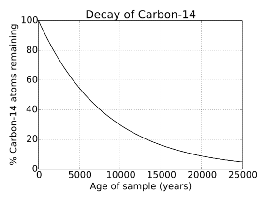 Key Difference - Carbon 12 vs Carbon 14