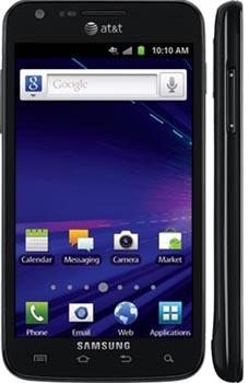 Samsung Galaxy-S II Skyrocket