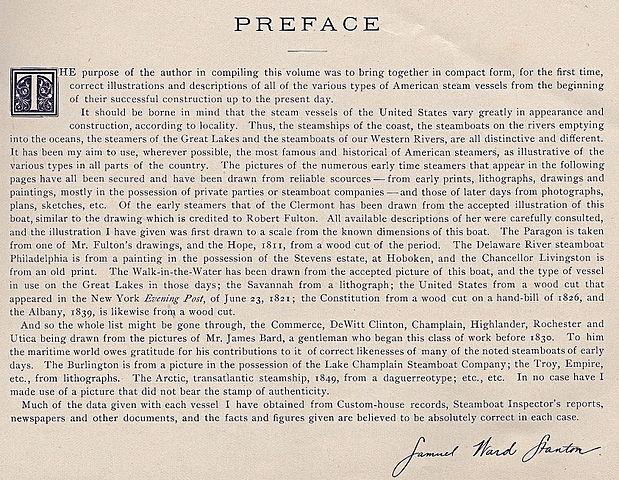 Prologue vs Preface