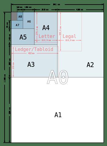 ロイヤリティフリー A4 Saizu - ジャジャトメガ