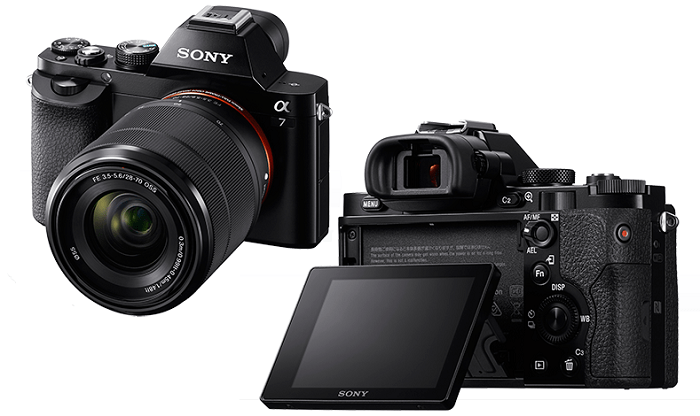 Fuji X-T1 and Sony A7 Difference