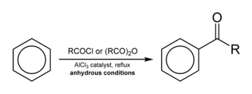 Difference Between Alkylation and Acylation - 2