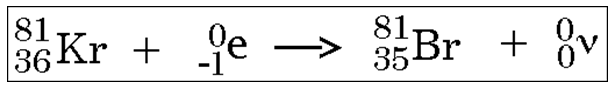 Difference Between Positron Emission and Electron Capture - 2