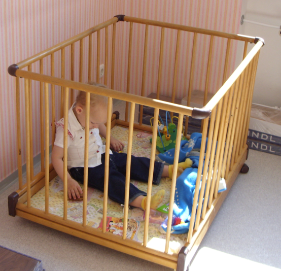 Difference Between Baby Cot and Playpen