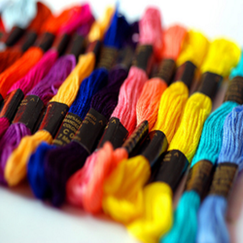 Difference Between Embroidery Thread and Sewing Thread