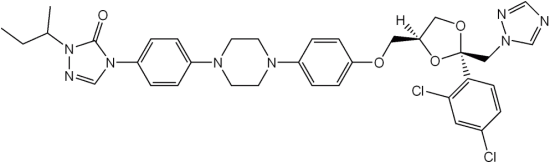 Key Difference Between Fluconazole and Itraconazole