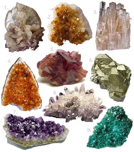Difference Between Mineral and Element