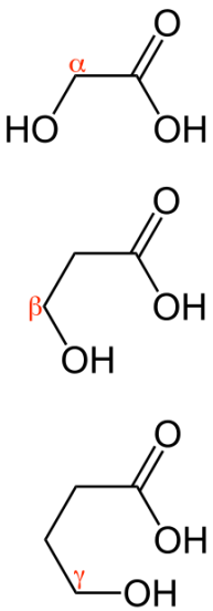 Difference Between Alpha and Beta Hydroxy Acids