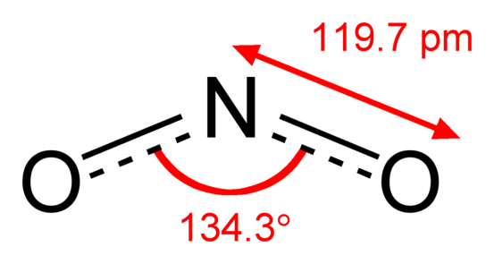 Key Difference Between Nitrite and Nitrogen Dioxide