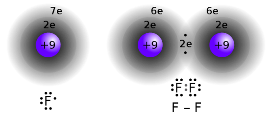 Key Difference Between Electrovalency and Covalency