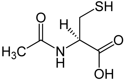 Difference Between N Acetyl L Cysteine and N Acetylcysteine_Fig 02