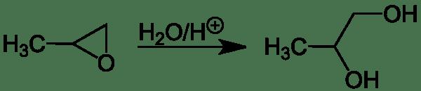Key Difference - Dipropylene Glycol vs Propylene Glycol