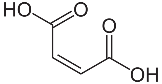 Difference Between Maleic Acid and Fumaric Acid