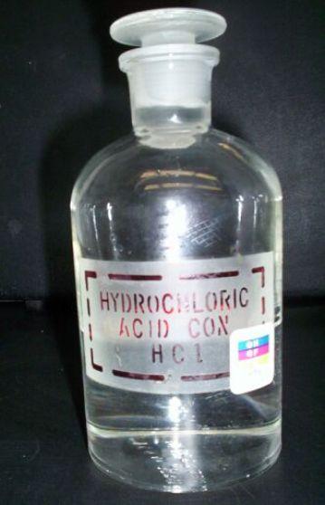 Key Difference - Weak Acid vs Dilute Acid