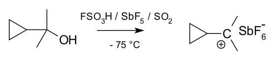Key Difference - Classical vs Nonclassical Carbocation