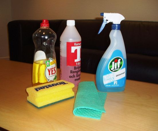 Key Difference - Detergent vs Chaotropic Agent