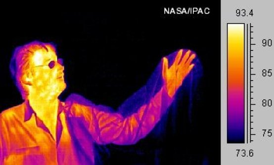 Difference Between Thermometry and Thermography