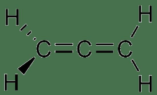 Key Difference - Allene vs Cumulene