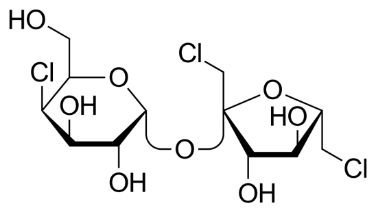 Saccharin and Sucralose Difference