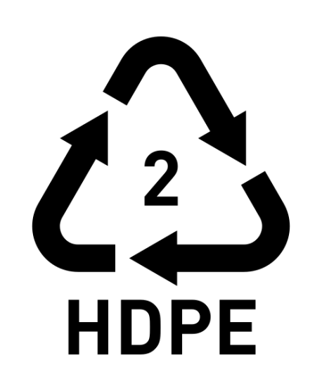 Compare HDPE, LDPE and LLDPE