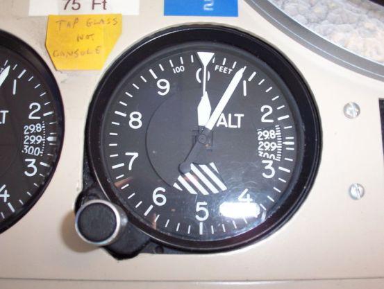 Air Pressure vs Liquid Pressure