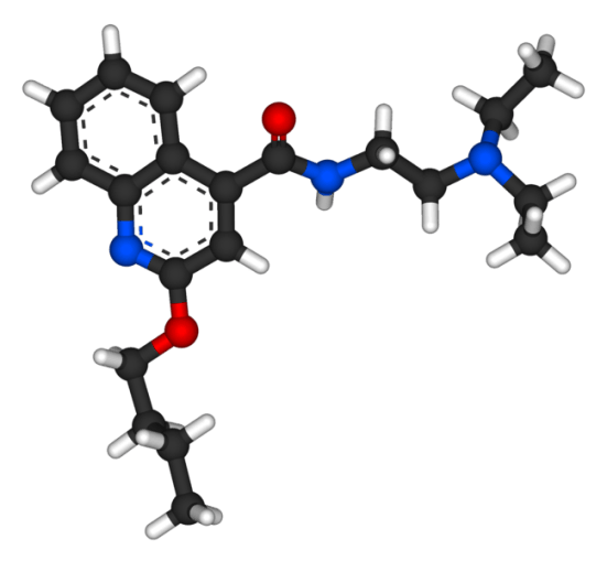Dibucaine vs Lidocaine in Tabular Form