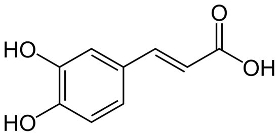 Caffeine and Caffeic Acid - Side by Side Comparison