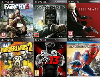 Difference between PC Games and PS3 Games   PC Games vs PS3 Games PS3 games are PlayStation 3 games  which are played on the special consoles  developed by Sony Computer Entertainment  The list of retail PlayStation 3  games
