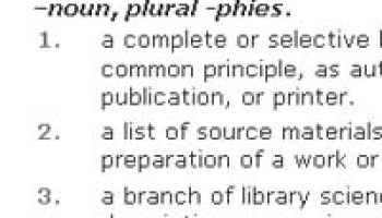 Purdue OWL Purdue Online Writing Lab   Purdue University        What do I need to include in my annotated bibliography