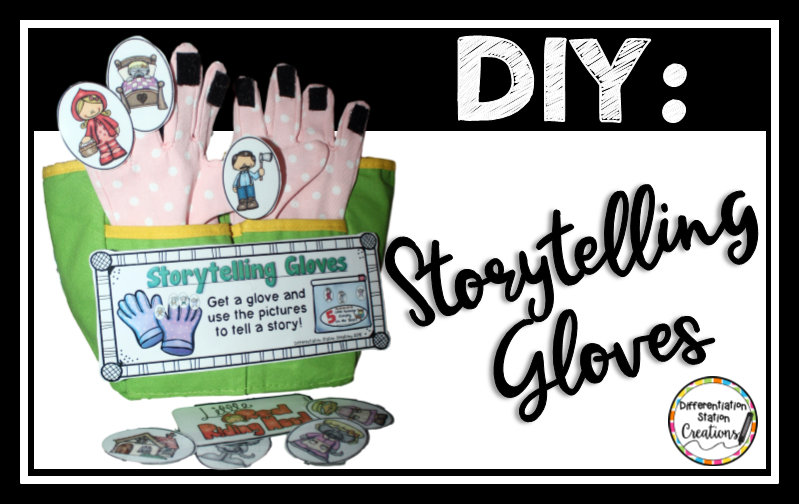 Storytelling Gloves: DIY