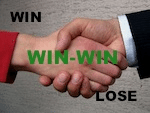 WIN-WIN Negotiation Speaker