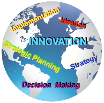 Executive Innovation Globe